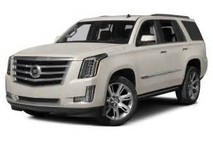 Suv Cadillac 2015 2015 Cadillac Escalade Price Photos Reviews Features