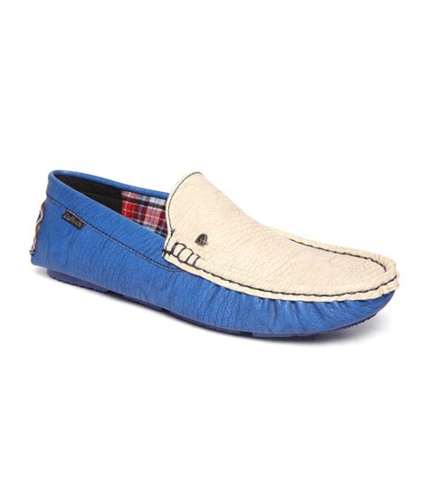 blue and white loafers damochi blue loafers price in india buy damochi blue