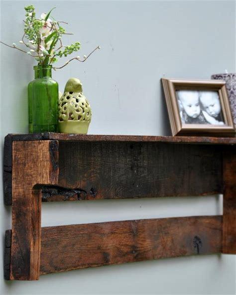 wood pallet shelf idea pallet furniture plans