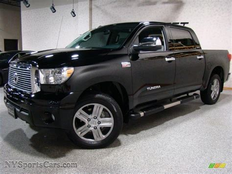 Toyota Tundra Crewmax Limited 4x4 For Sale 2010 Toyota Tundra Limited Crewmax 4x4 In Black 137552