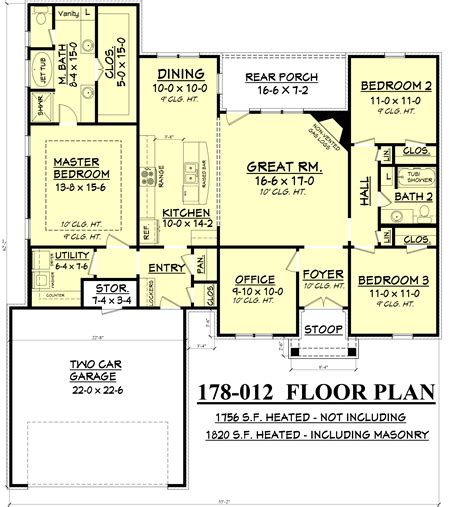 house plans and more com sandstone village house plans flanagan construction