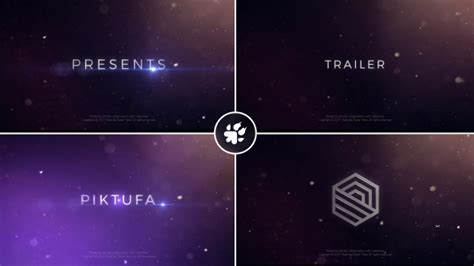 Particles Trailer Titles After Effects Template Videohive 19302426 After Effects Particle Titles After Effects Templates