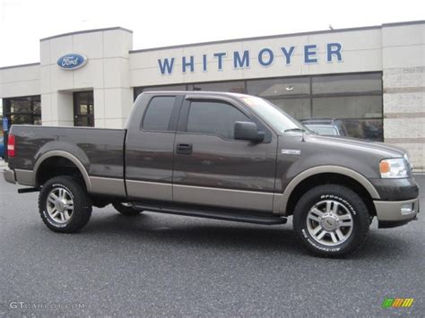 2005 Ford F150 Lariat by 2005 Metallic Ford F150 Lariat Supercab 4x4