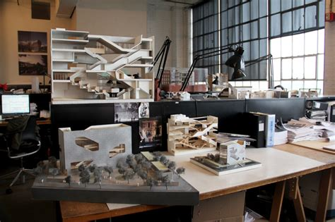 arch studio steven holl architects studio visit