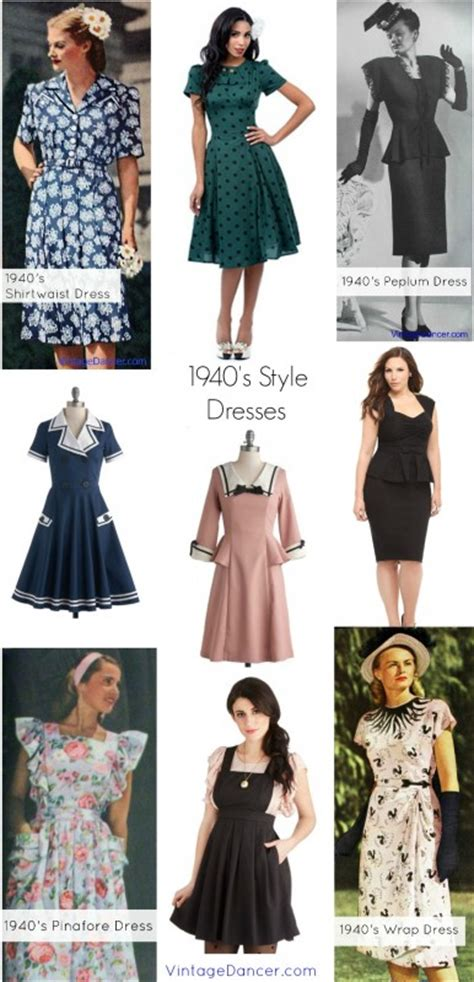 update style for women in there late 40s how to wear 1940s women s fashion
