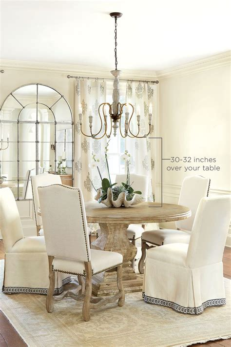 how high to hang a chandelier how to select the right size chandelier rule of thumb