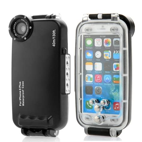 Hardcase Iphone 6 Plus 5 5inch submersible underwater waterproof iphone 6 plus 5 5 inch