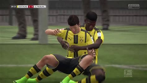 christian pulisic in fifa 17 fifa 17 project christian pulisic part 5 youtube