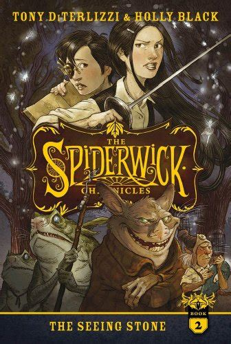seeing books the spiderwick chronicles book 2 the seeing kidsreads