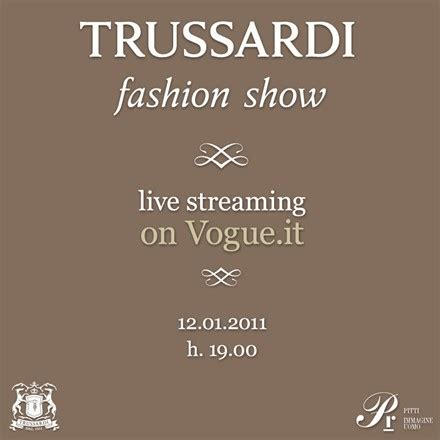 Florents Anniversary Celebration Fashion Wire Daily by Trussardi Live Celebration Vogue It