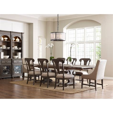 dining room groups kincaid furniture greyson formal dining room group