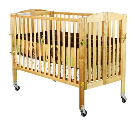 Dream On Me Dream On Me Folding Full Size Convenience Crib Foldable Cribs For Babies