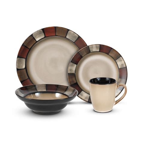pfaltzgraff everyday taos 48 dinnerware set