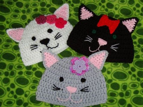 hats for cats knitting patterns best 25 crochet cat hats ideas on knitting