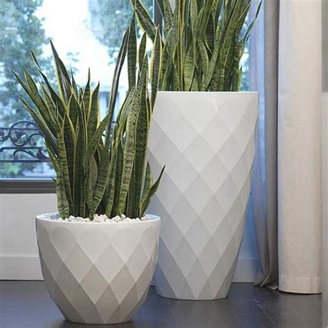 Outdoor Vases by Vondom Vases Large Outdoor Planter Planters