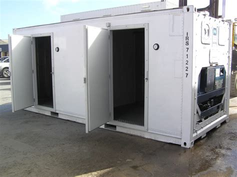Freezer Container refrigerated containers independent container service