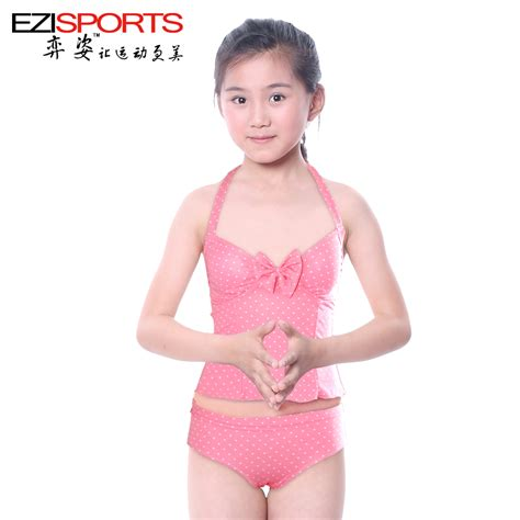 underage girls swimwear aliexpress com buy female swimwear 2014 candy polka dot