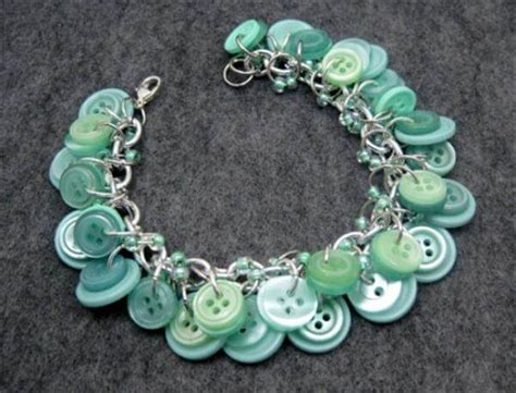 jewelry crafts for 12 diy button crafts jewelry ideas diy and crafts