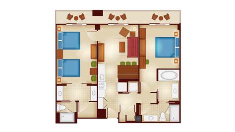 disney 2 bedroom villas copper creek villas cabins at disney s wilderness lodge