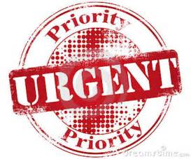 Image result for Urgent