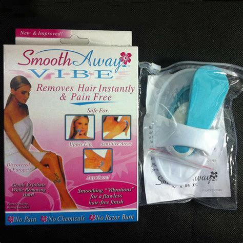 Smooth Away Vibe Usa by Electric Hair Remover Usa
