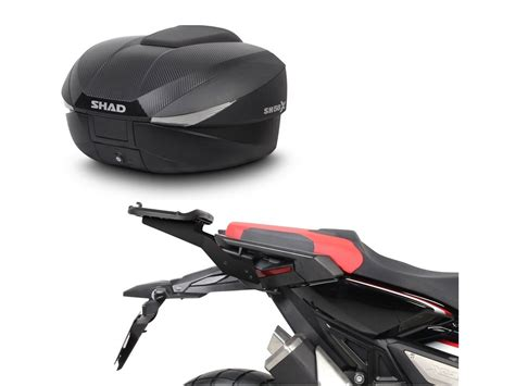Backrest Untuk Box Shad 39 shad sh58x top box set for honda x adv includes specific