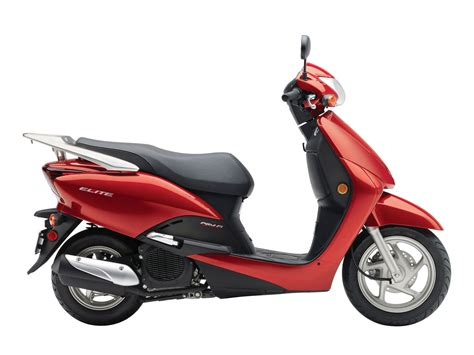 2010 Honda Elite Scooter Pictures Accident Lawyers Info