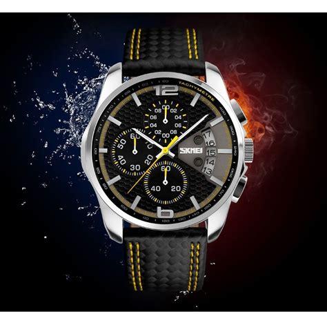Ready 5 Pilihan Warna Jam Tangan Sport Pria Tetonis Dual Time Muraah skmei jam tangan analog pria 9106 jakartanotebook