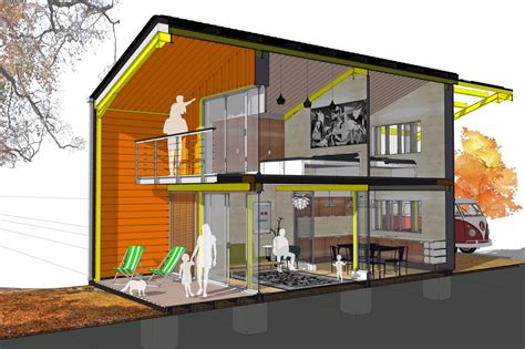 House Design Cheapest Build Grand Designs Style House That Costs Just 163 41 000 To Make