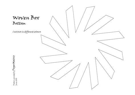 pattern for fold up box folding box pattern