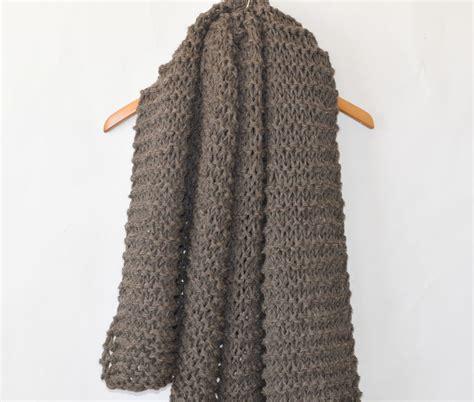 beginner knit shawl pattern big beginner knit shawl scarf pattern in a stitch