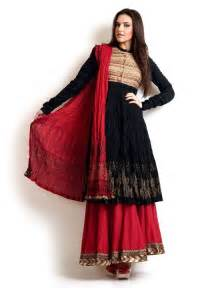 Chandelier Online India Biba Women Black Amp Red Salwar Suit Online Shopping India