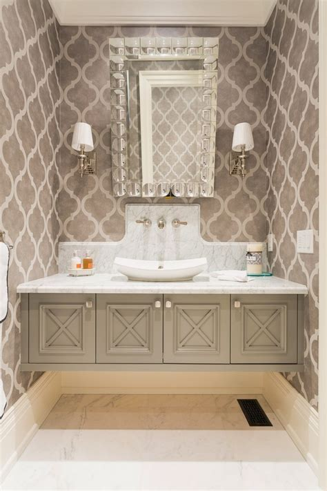 Floating Bathroom Vanity Bathroom Contemporary With Accent