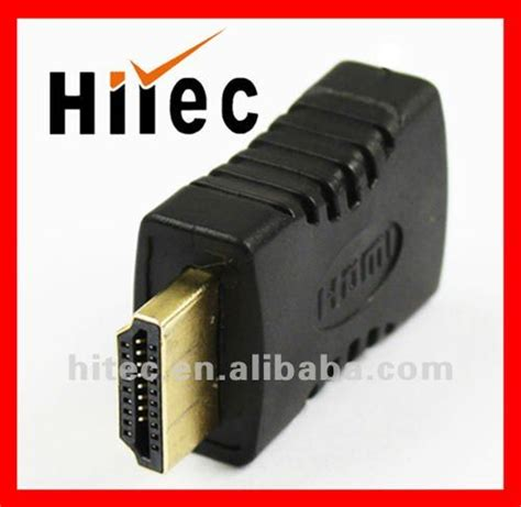 Hdmi To Hdmi Adapter Connector For Hdtv Bs Diskon 1080p 3d version 1 4 to hdmi connector buy