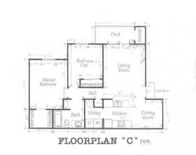 House Plans With Dimensions Floor Plan 3 Bedroom 2 Bath Home Floor Plans Bedrooms 2 Baths Square Plan3d We