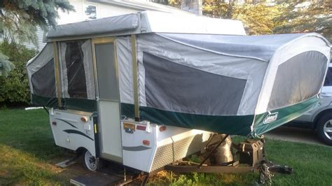 coleman cer awning replacement coleman popup cer awning rvs for sale