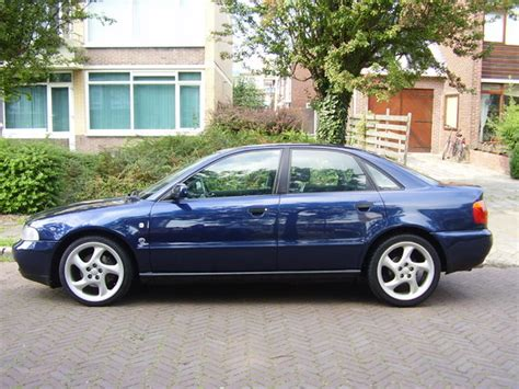 Audi A4 1995 by A4 1995 Audi A4 Specs Photos Modification Info At