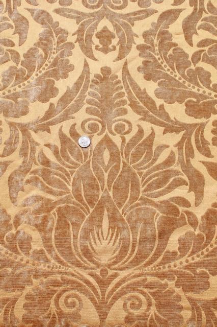 vintage velvet upholstery fabric vintage velvet brocade decorating upholstery fabric