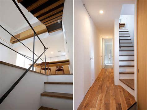 ordinary Modern Japanese Interior Design #5: Narrow-Japanese-home-with-voluminous-interiors-3.jpg
