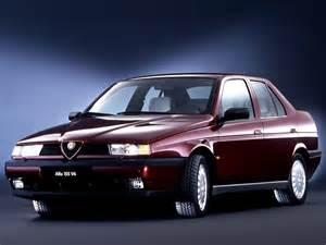 Alfa Romeo 155 Alfa Romeo 155 1992 1993 1994 1995 1996 1997 1998