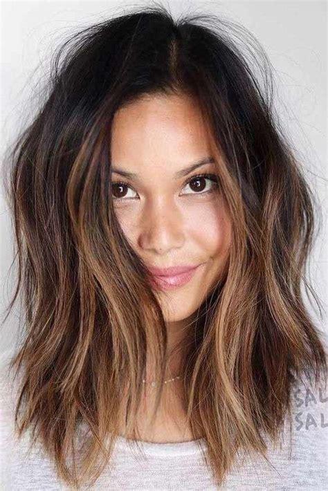 medi length hair cuts capelli medi tendenze 2018 foto 11 24 stylosophy