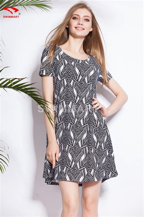 summer dress 2015 casual print dresses dress plus