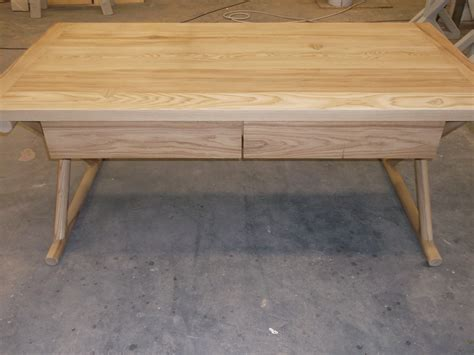 bespoke ash furniture bull construction
