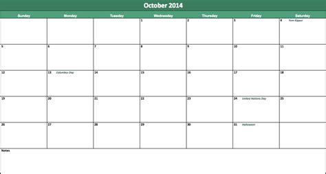 october 2014 calendar template october 2014 calendar 2014 october calendar