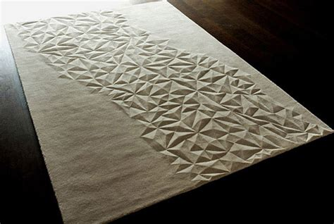 rugs designer three dimensional interior flooring interiorzine