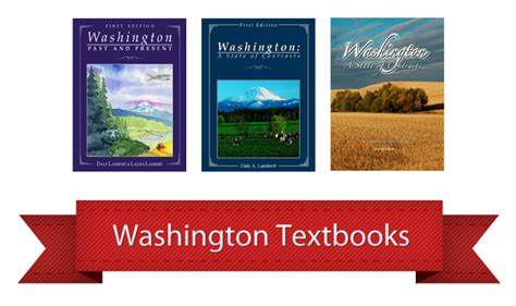 state washington books washington state history textbooks