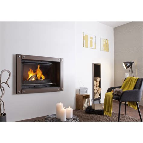 Cheminees Philippe by Cheminees Philippe Combustion Open Fireplaces