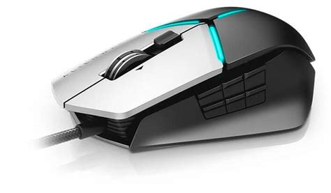 Standart Mouse Gaming alienware aw958 mouse aw768 keyboard review pc components keyboards mice input devices