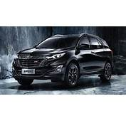 Chevy Equinox Gains The RS Badge In China