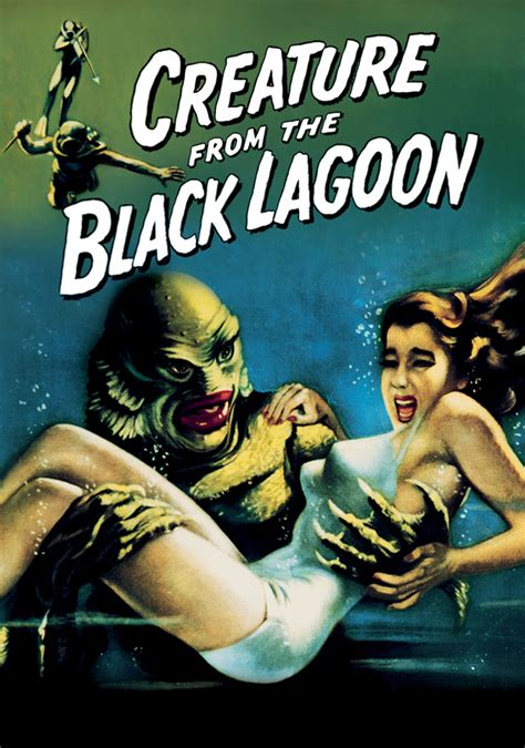 classic films to watch creature from the black lagoon movie fanart fanart tv